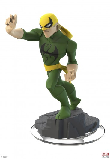 Iron Fist - Figure