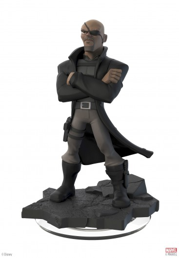 Nick Fury - Figure