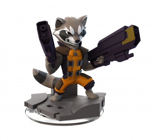 Rocket Raccoon - Figure