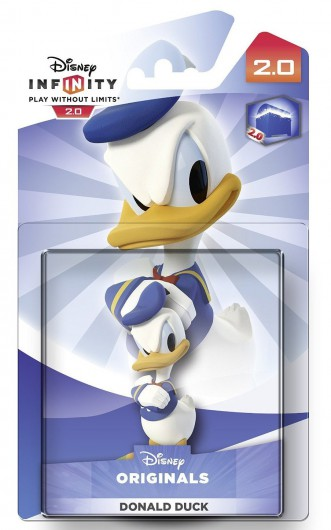 Donald Duck - Packaging (EU)