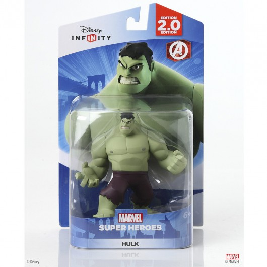 Hulk - Packaging