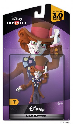 Mad Hatter - Packaging