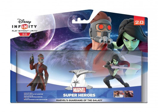 Guardians of the Galaxy Play Set - Packaging (EU)