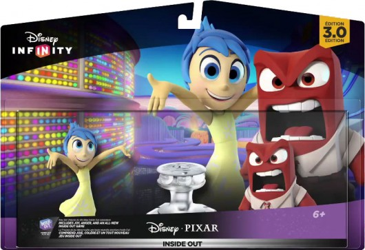 Inside Out Play Set - Packaging