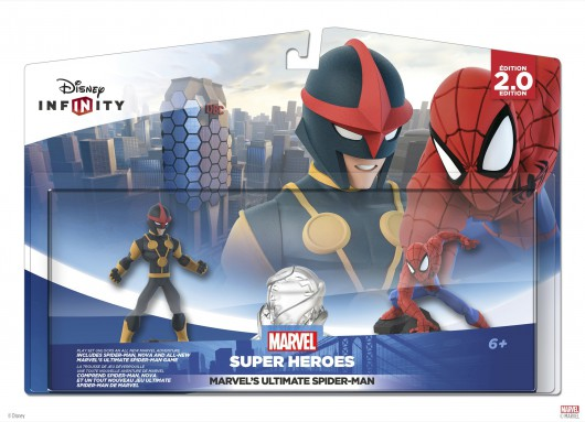 Spider-Man Play Set - Packaging
