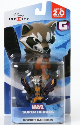 Rocket Raccoon - Packaging