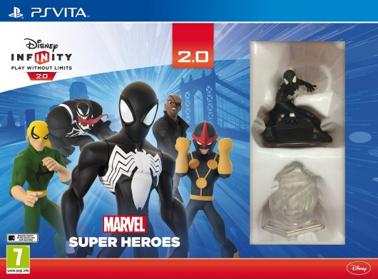 Disney Infinity 2.0 - Vita - Packaging (EU)