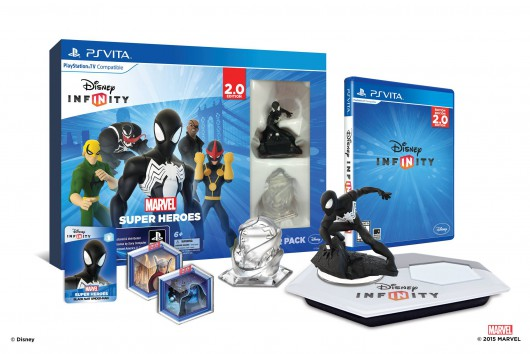 Disney Infinity 2.0 - Vita - Packaging