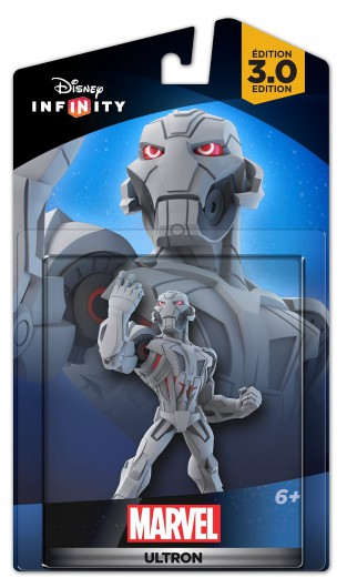 Ultron - Packaging